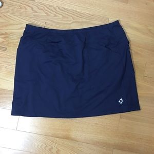 #361–. All by Jofit athletic skort, size XL